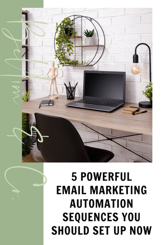 5 Powerful Email Marketing Automation Sequences You Should Set Up Now   Tatiana Belim